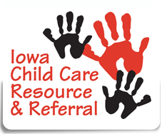 Iowa Child Care Resource & Referral - Logo